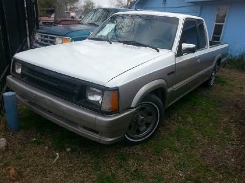 1991 Mazda B-Series Pickup for sale at Ody's Autos in Houston TX