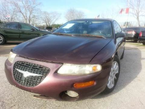 1997 Chrysler Sebring for sale at Ody's Autos in Houston TX
