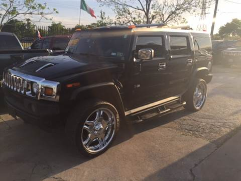 2003 HUMMER H2 for sale at Ody's Autos in Houston TX