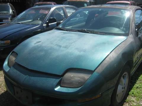 1997 Pontiac Sunfire for sale in Houston, TX