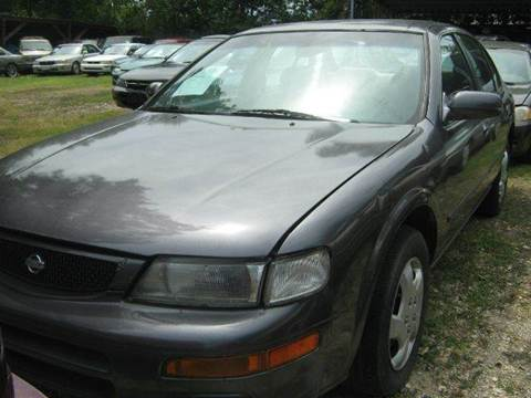 1996 Nissan Maxima for sale in Houston, TX