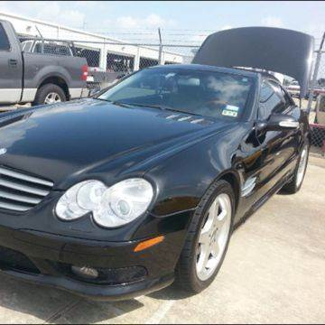 2003 Mercedes-Benz SL-Class for sale at Ody's Autos in Houston TX