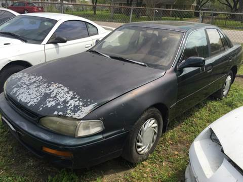 1995 Toyota Camry For Sale  Carsforsalecom
