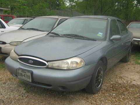 1999 Ford Contour for sale in Houston, TX