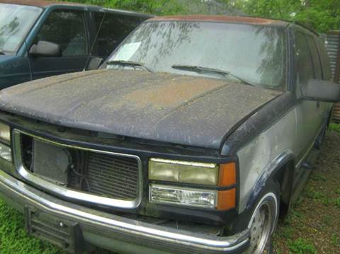 1994 Chevrolet Suburban for sale in Houston, TX