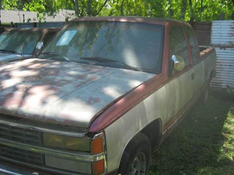 1990 Chevrolet C/K 1500 Series for sale at Ody's Autos in Houston TX