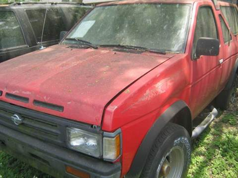 1987 Nissan Pathfinder for sale at Ody's Autos in Houston TX