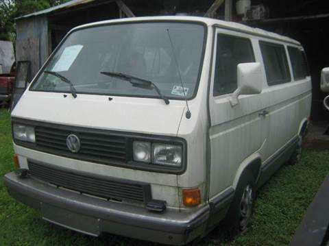 1991 Volkswagen Vanagon for sale at Ody's Autos in Houston TX