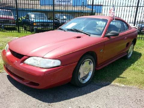 1995 Ford Mustang for sale in Houston, TX