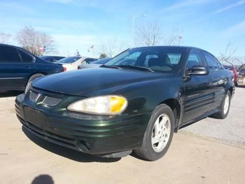 2000 Pontiac Grand Am for sale in Houston, TX