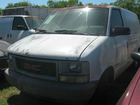1995 GMC Safari for sale in Houston, TX