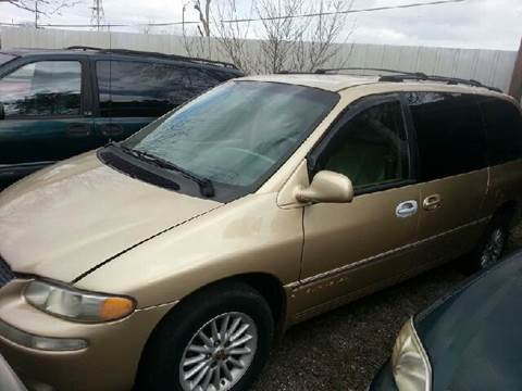 2000 Chrysler Town and Country for sale at Ody's Autos in Houston TX
