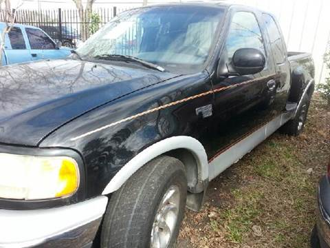 1999 Ford F-150 for sale at Ody's Autos in Houston TX