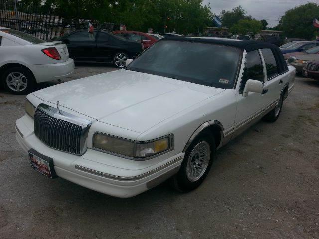 1995 Lincoln Town Car In Houston Tx Tnt Auto Enterprises Inc