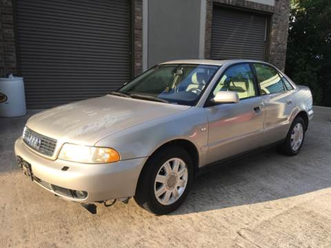 Used 2001 Audi A6 for sale - Pricing