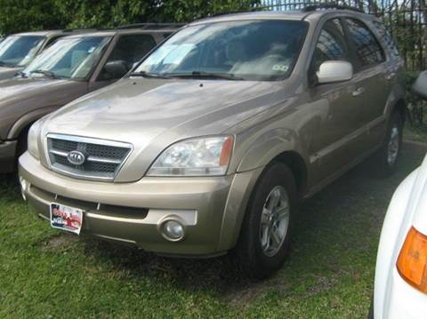 2005 Kia Sorento for sale at Ody's Autos in Houston TX