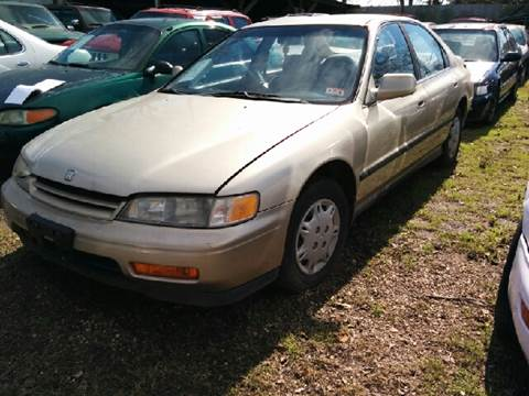 1995 Honda Accord for sale in Houston, TX