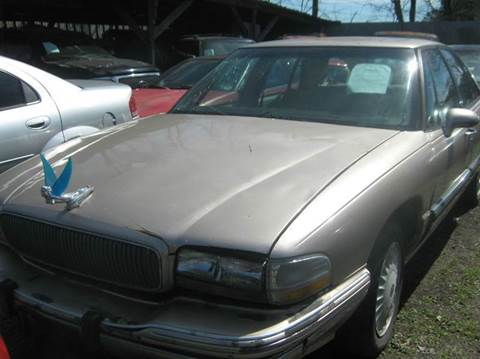 1995 Buick LeSabre for sale at Ody's Autos in Houston TX
