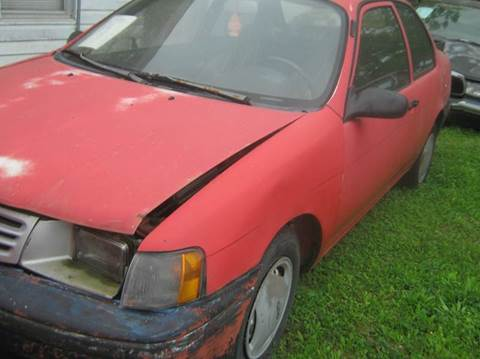 1991 Toyota Tercel for sale in Houston, TX