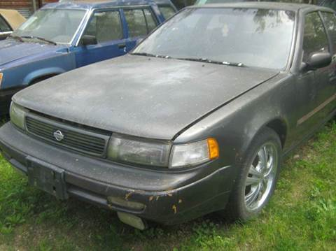1992 Nissan Maxima for sale at Ody's Autos in Houston TX