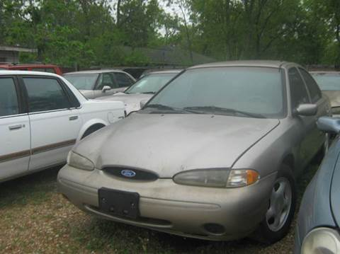 1996 Ford Contour for sale in Houston, TX
