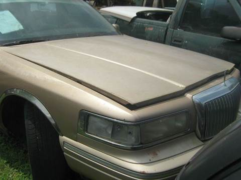 1996 Lincoln Town Car for sale in Houston, TX