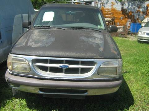 1996 Ford Explorer for sale at Ody's Autos in Houston TX