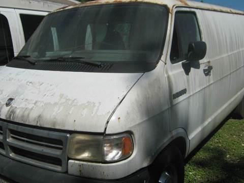 1994 Dodge Ram Van For Sale In Houston TX