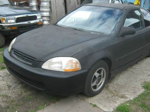 1997 Honda Civic for sale at Ody's Autos in Houston TX