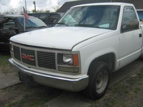 1990 GMC Sierra 1500 for sale at Ody's Autos in Houston TX