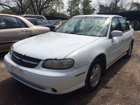 2001 Chevrolet Malibu for sale at Ody's Autos in Houston TX