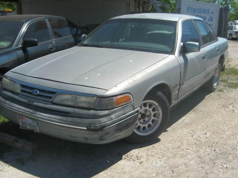 Ford Crown Victoria For Sale At Tnt Auto Enterprises Inc Almeda In Houston
