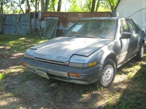 1986 Honda Accord for sale in Houston, TX