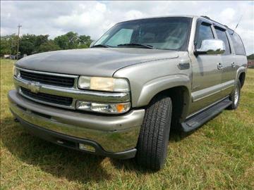 2000 Chevrolet Suburban for sale in Houston, TX