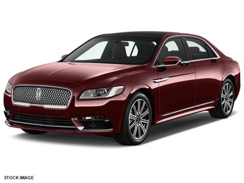 2017 Lincoln Continental for sale in Vauxhall, NJ