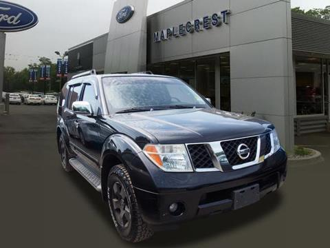 2007 Nissan Pathfinder for sale in Vauxhall, NJ