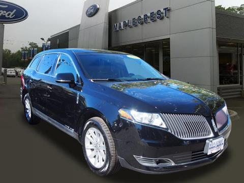 2016 Lincoln MKT Town Car for sale in Vauxhall, NJ