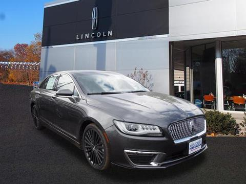 2018 Lincoln MKZ for sale in Vauxhall, NJ