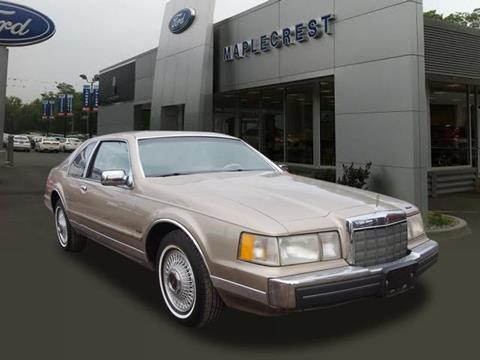 1988 Lincoln Mark VII for sale in Vauxhall, NJ