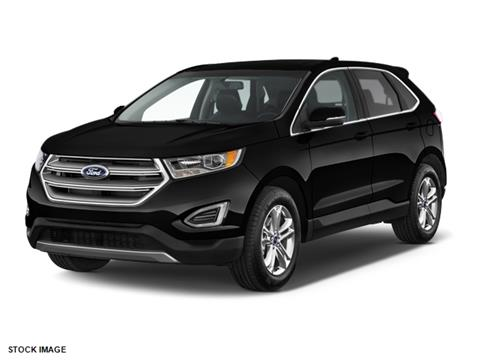 2017 Ford Edge for sale in Vauxhall, NJ