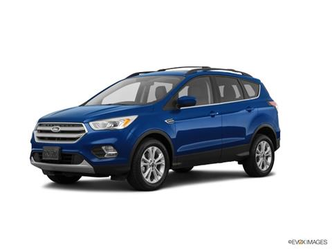 2018 Ford Escape for sale in Vauxhall, NJ