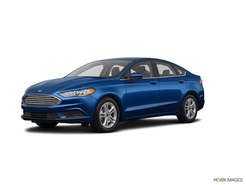 2018 Ford Fusion Se In Vauxhall Nj Maplecrest Ford