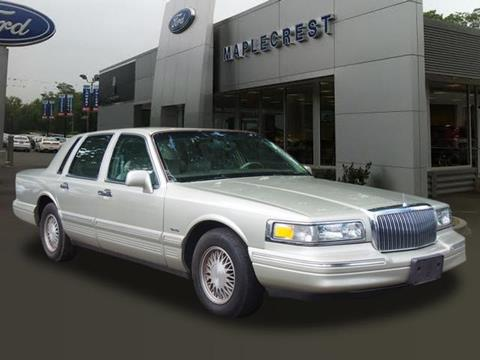 Used 1997 Lincoln Town Car For Sale In New Jersey Carsforsale Com