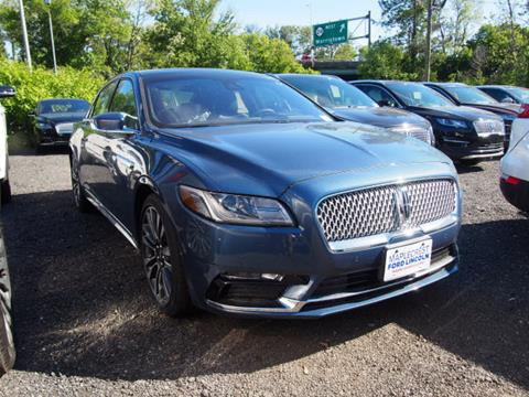 2019 Lincoln Continental for sale in Vauxhall, NJ