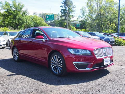 2019 Lincoln MKZ for sale in Vauxhall, NJ