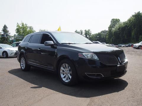 2014 Lincoln MKT Town Car for sale in Vauxhall, NJ