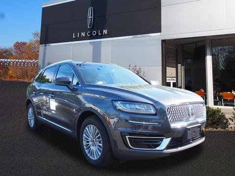 2019 Lincoln Nautilus for sale in Vauxhall, NJ
