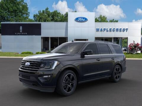 2019 Ford Expedition for sale at MAPLECREST FORD LINCOLN USED CARS in Vauxhall NJ
