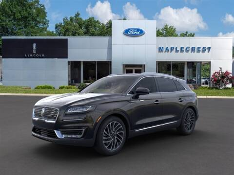 2020 Lincoln Nautilus for sale at MAPLECREST FORD LINCOLN USED CARS in Vauxhall NJ