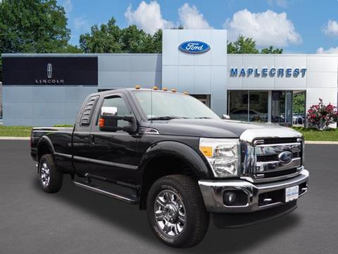 2014 Ford F-250 Super Duty for sale in Vauxhall, NJ